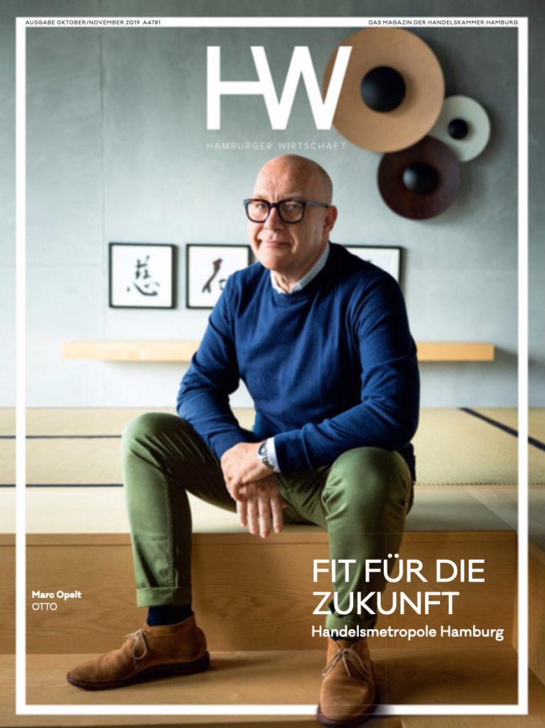 HW– Magazin der Handelskammer Hamburg